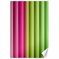 Vertical Blinds A Completely Seamless Tile Able Background Canvas 24  X 36