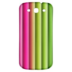 Vertical Blinds A Completely Seamless Tile Able Background Samsung Galaxy S3 S Iii Classic Hardshell Back Case by Nexatart