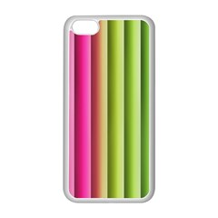 Vertical Blinds A Completely Seamless Tile Able Background Apple Iphone 5c Seamless Case (white) by Nexatart