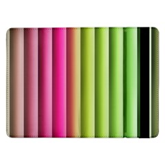 Vertical Blinds A Completely Seamless Tile Able Background Samsung Galaxy Tab Pro 12 2  Flip Case