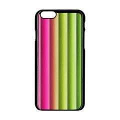 Vertical Blinds A Completely Seamless Tile Able Background Apple Iphone 6/6s Black Enamel Case by Nexatart
