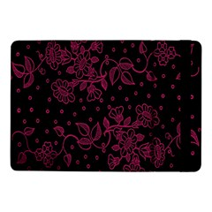 Pink Floral Pattern Background Samsung Galaxy Tab Pro 10 1  Flip Case