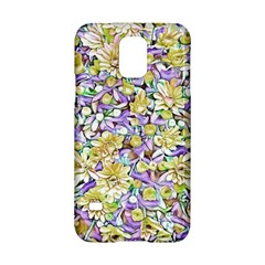 Lovely Floral 31e Samsung Galaxy S5 Hardshell Case  by MoreColorsinLife