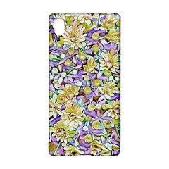Lovely Floral 31e Sony Xperia Z3+ by MoreColorsinLife