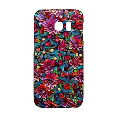 Lovely Floral 31a Galaxy S6 Edge by MoreColorsinLife
