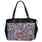 Lovely Floral 31f Office Handbags Front