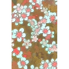 Lovely Floral 29 A 5 5  X 8 5  Notebooks by MoreColorsinLife