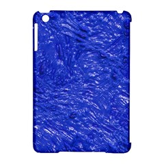 Thick Wet Paint A Apple Ipad Mini Hardshell Case (compatible With Smart Cover) by MoreColorsinLife
