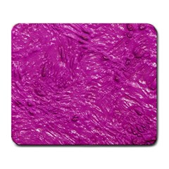 Thick Wet Paint C Large Mousepads by MoreColorsinLife
