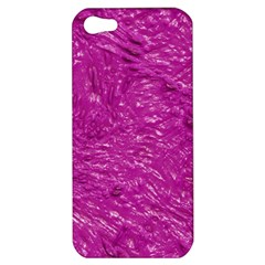 Thick Wet Paint C Apple Iphone 5 Hardshell Case by MoreColorsinLife