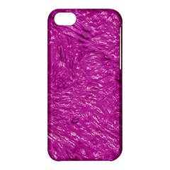 Thick Wet Paint C Apple Iphone 5c Hardshell Case by MoreColorsinLife