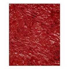 Thick Wet Paint E Shower Curtain 60  X 72  (medium)  by MoreColorsinLife