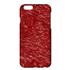 Thick Wet Paint E Apple Iphone 6 Plus/6s Plus Hardshell Case by MoreColorsinLife