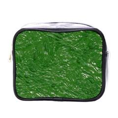 Thick Wet Paint D Mini Toiletries Bags by MoreColorsinLife
