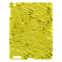Thick Wet Paint F Apple Ipad 3/4 Hardshell Case by MoreColorsinLife