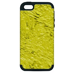 Thick Wet Paint F Apple Iphone 5 Hardshell Case (pc+silicone) by MoreColorsinLife
