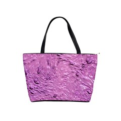 Thick Wet Paint G Shoulder Handbags by MoreColorsinLife