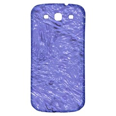 Thick Wet Paint H Samsung Galaxy S3 S Iii Classic Hardshell Back Case by MoreColorsinLife