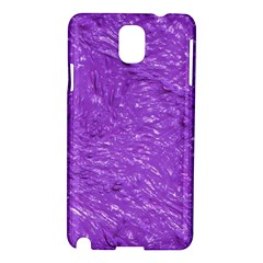Thick Wet Paint I Samsung Galaxy Note 3 N9005 Hardshell Case by MoreColorsinLife