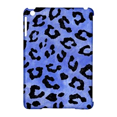 Skin5 Black Marble & Blue Watercolor Apple Ipad Mini Hardshell Case (compatible With Smart Cover) by trendistuff