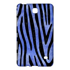 Skin4 Black Marble & Blue Watercolor Samsung Galaxy Tab 4 (8 ) Hardshell Case  by trendistuff
