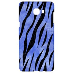 Skin3 Black Marble & Blue Watercolor (r) Samsung C9 Pro Hardshell Case  by trendistuff