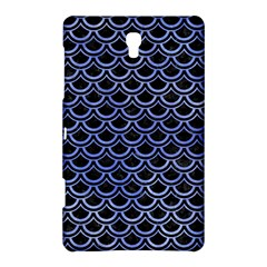 Scales2 Black Marble & Blue Watercolor Samsung Galaxy Tab S (8 4 ) Hardshell Case  by trendistuff
