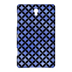 Circles3 Black Marble & Blue Watercolor (r) Samsung Galaxy Tab S (8 4 ) Hardshell Case  by trendistuff