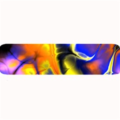 Fractal Art Pattern Cool Large Bar Mats