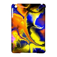 Fractal Art Pattern Cool Apple Ipad Mini Hardshell Case (compatible With Smart Cover) by Nexatart