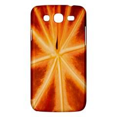 Red Leaf Macro Detail Samsung Galaxy Mega 5 8 I9152 Hardshell Case  by Nexatart