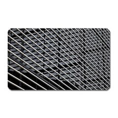 Abstract Architecture Pattern Magnet (rectangular)