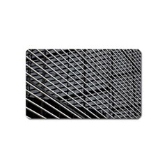Abstract Architecture Pattern Magnet (name Card) by Nexatart