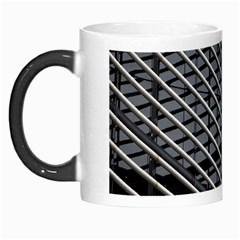 Abstract Architecture Pattern Morph Mugs