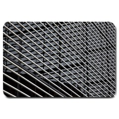 Abstract Architecture Pattern Large Doormat  by Nexatart