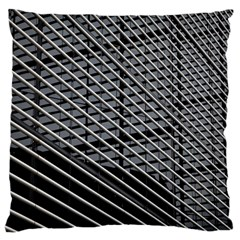 Abstract Architecture Pattern Large Cushion Case (two Sides)