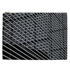 Abstract Architecture Pattern Cosmetic Bag (xxl)