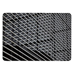 Abstract Architecture Pattern Samsung Galaxy Tab 8 9  P7300 Flip Case