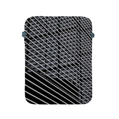 Abstract Architecture Pattern Apple Ipad 2/3/4 Protective Soft Cases by Nexatart