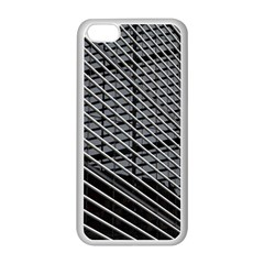 Abstract Architecture Pattern Apple Iphone 5c Seamless Case (white) by Nexatart