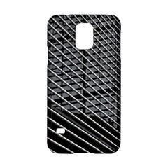 Abstract Architecture Pattern Samsung Galaxy S5 Hardshell Case  by Nexatart
