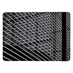 Abstract Architecture Pattern Samsung Galaxy Tab Pro 12 2  Flip Case