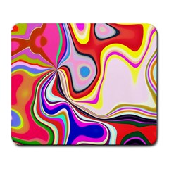 Colourful Abstract Background Design Large Mousepads by Nexatart