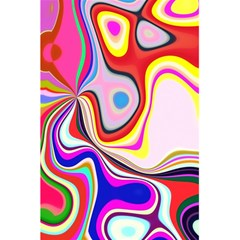 Colourful Abstract Background Design 5 5  X 8 5  Notebooks by Nexatart