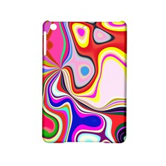 Colourful Abstract Background Design Ipad Mini 2 Hardshell Cases