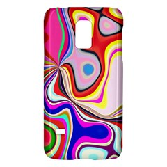 Colourful Abstract Background Design Galaxy S5 Mini