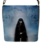 SOA Priestess Flap Closure Messenger Bag (Small)