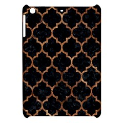 Tile1 Black Marble & Brown Stone Apple Ipad Mini Hardshell Case by trendistuff