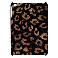 Skin5 Black Marble & Brown Stone (r) Apple Ipad Mini Hardshell Case by trendistuff