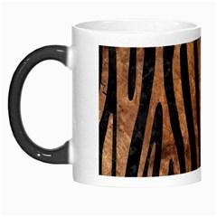 Skin4 Black Marble & Brown Stone (r) Morph Mug by trendistuff